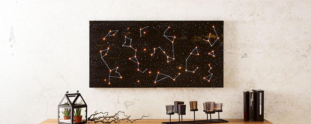 Svíticí souhvězdí