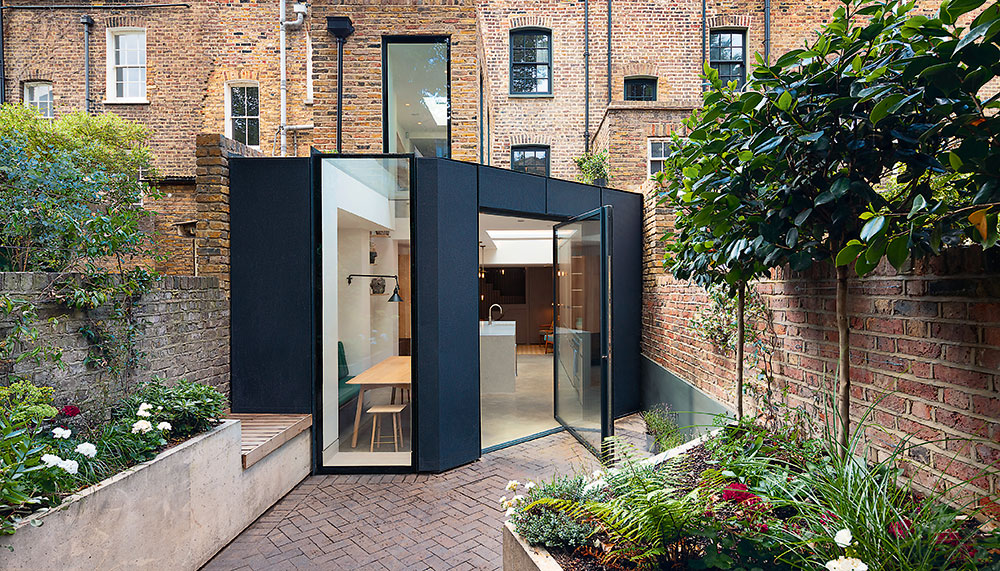 Rekonstrukce starého domu přinesla zajímavé změny v kvalitě bydlení
