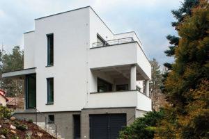 Snadná řešení pro renovace fasád domů a balkonů
