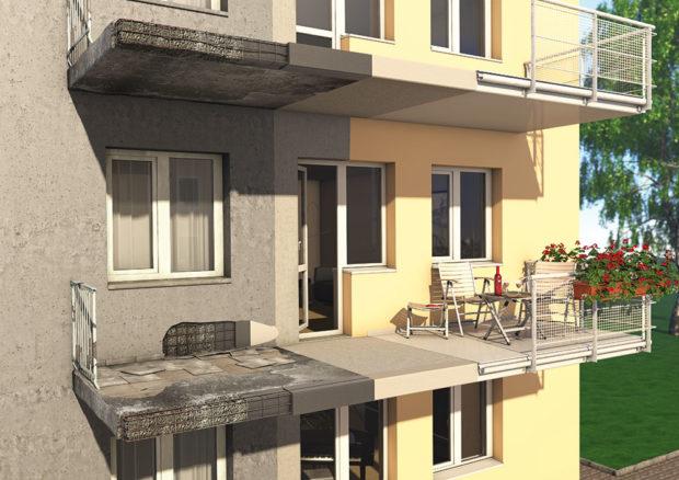 renovace balkonovych konstrukci
