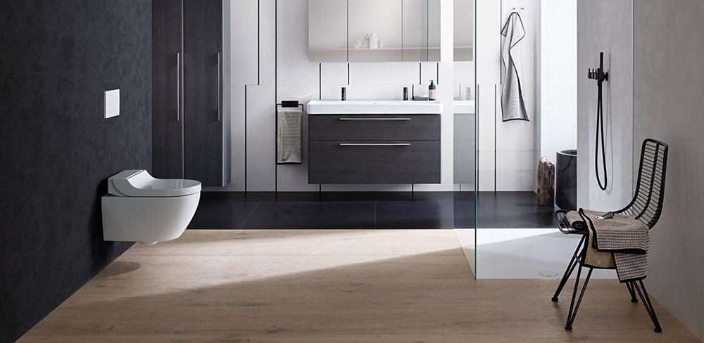 Sprchovací WC Geberit AquaClean Tuma