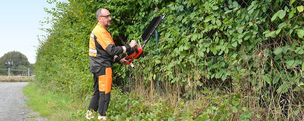 Záhradní technika od společnosti Hecht