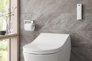 WC Concept Washlet RX, výrobce TOTO
