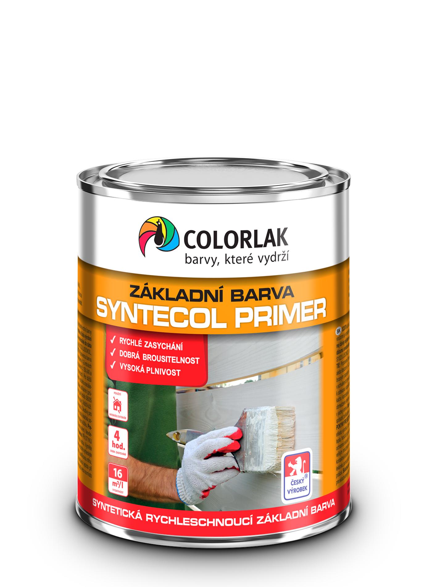 Základná barva plechovka