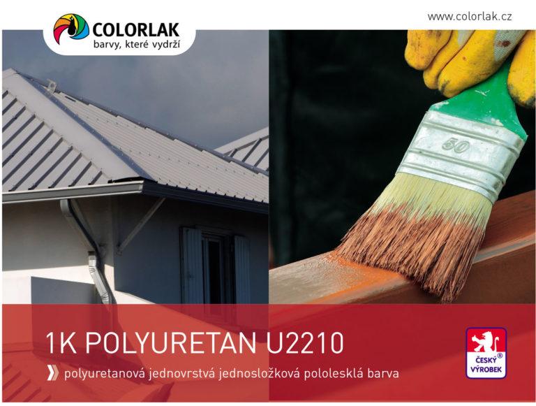 Jednovrstvá barva pro odolné nátěry dřeva a kovů