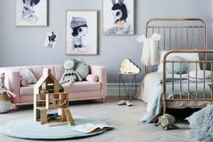 Dětský pokoj, ve kterém nikdy nebude nuda