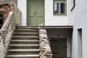 Rekonstrukce řadového domku