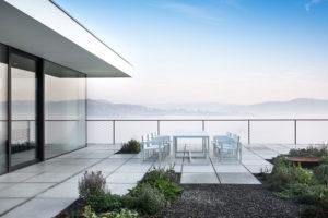 venkovní terasa