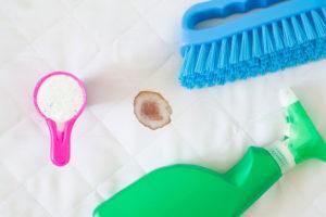 čistení matrace