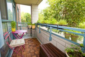 Změňte svůj malý balkón v místo, které budete milovat