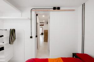 Rekonstrukce bytu v Madridu