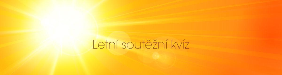 Soutěžní kvíz s názvem Umíte udržet sluneční paprsky pod kontrolou? zná vítěze