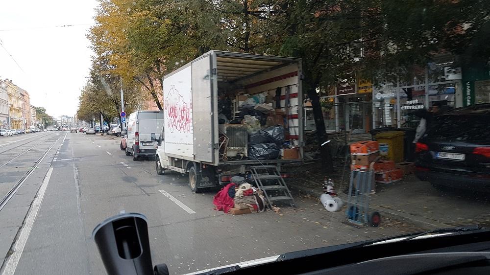 Úroveň stěhovacích služeb v Brně? Může to být hrůza!