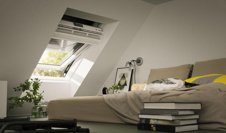 Odborník radí: Jak zkrotit vedro v podkroví?
