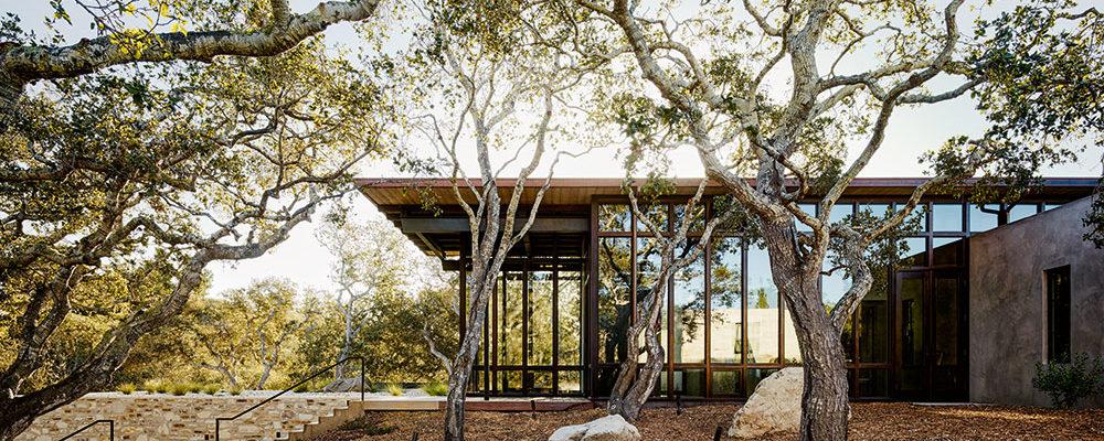 Jednoduchý dům snů pod kalifornským sluncem