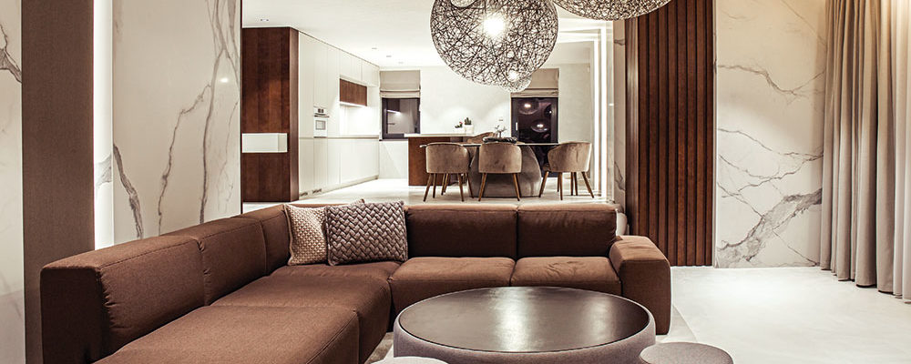 Víkendový dům s nádechem hotelového luxusu