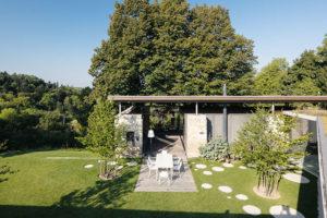 Inspirativní dům na moravskoslezském venkově
