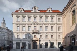 Zasněný dům Franze Kafky