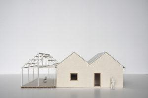 Letní dům ve Vajnorech model