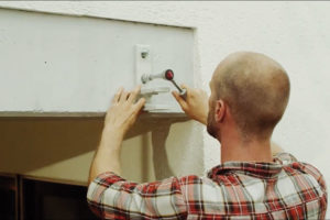 Montáž terasové markýzy