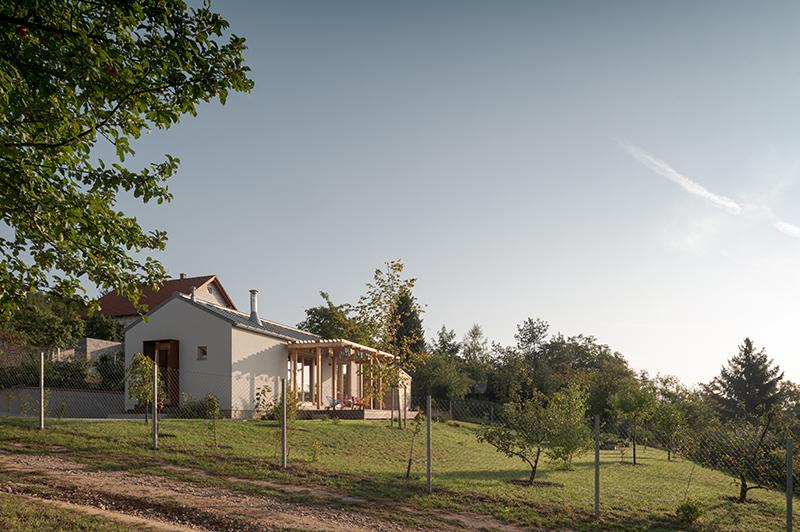 Rekreační domek na Mikulce, Plzeň