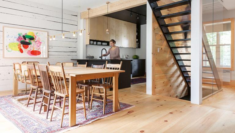 Designérčin vysněný domov: Stoletý dům prošel pod jejíma rukama kompletní proměnou
