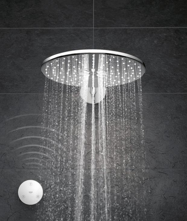 hlavová sprcha