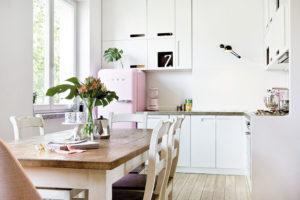 kuchyň bílá