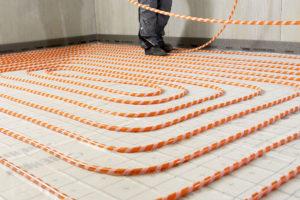 Jaké jsou výhody podlahového teplovodního systému vytápění?