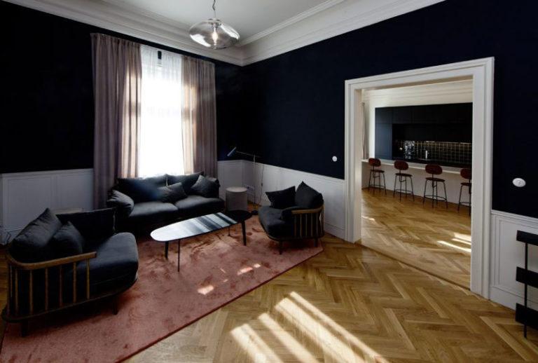Interiéry v sobě snoubí klasické a moderní prvky, jemnost, dekadenci, honosnost i útulnost. Foto Zehnder Group
