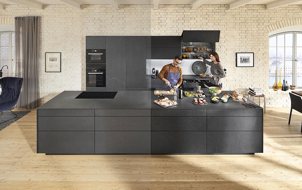Vaše kuchyň krásná a praktická