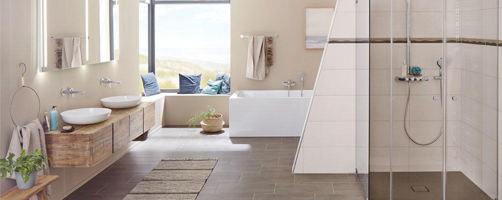 Koupelna: dokonalé útočiště ve stresové době