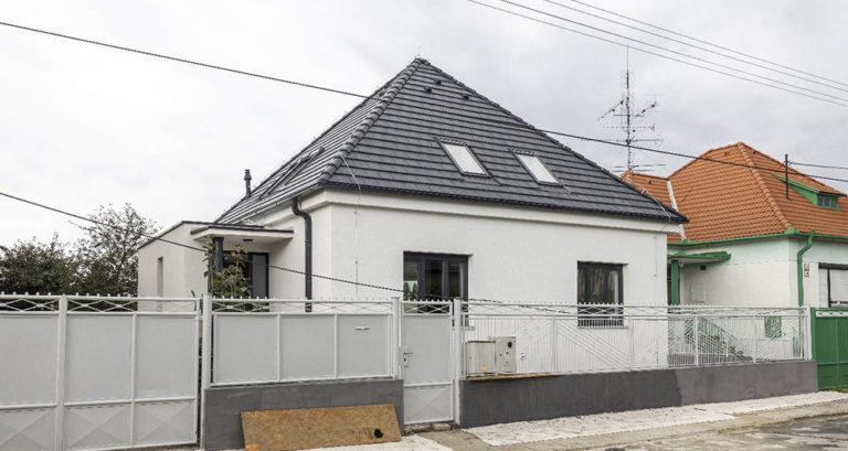 Rekonstrukce čtvercového domu – Otevřete dům do dvora