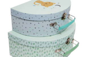 Dětský kufřík Leopard