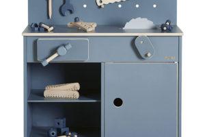 Pracovní skříňka pro děti