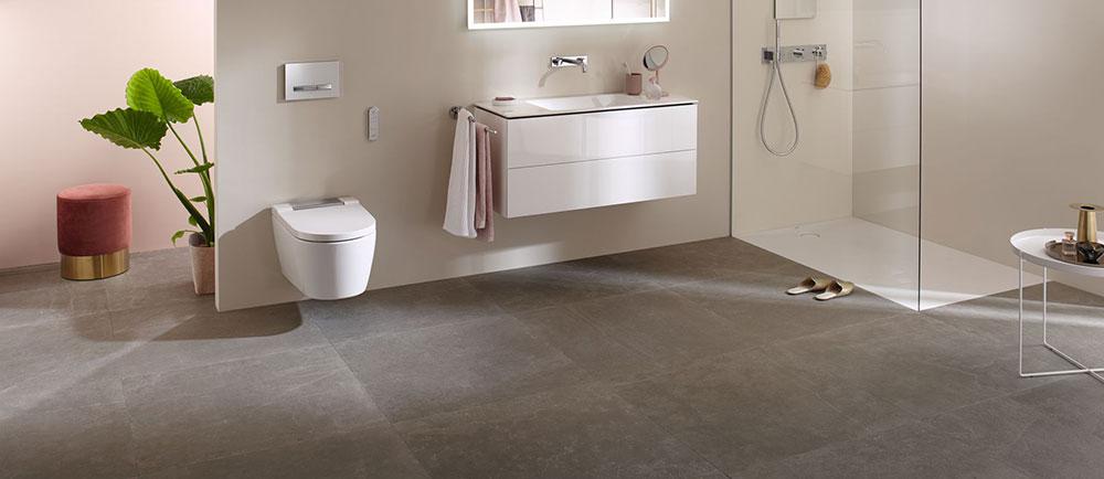 Puristicky elegantní design do každé koupelny
