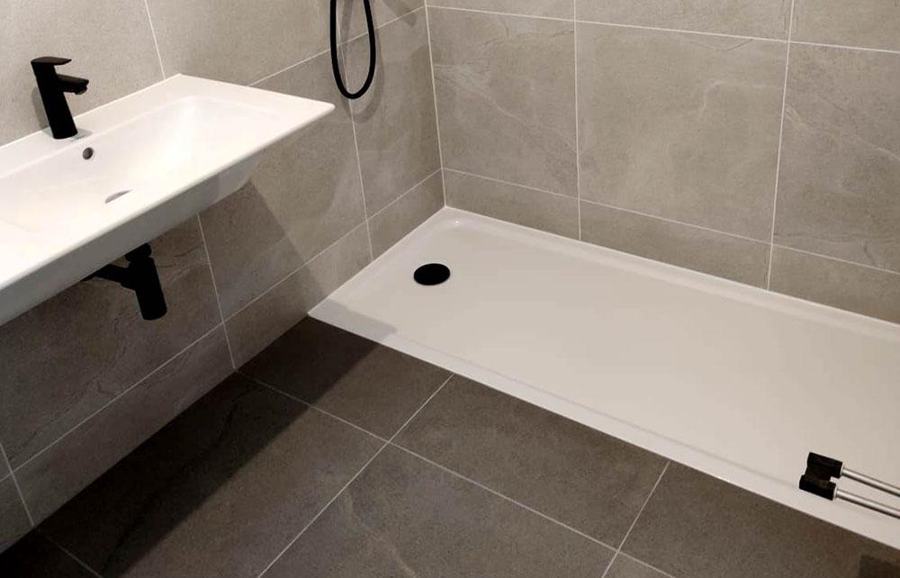 Udělejte si koupelnu jako mistr obkladač