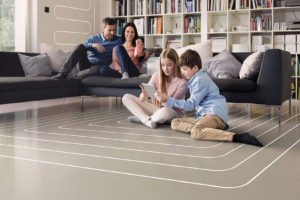 podlahove vytapeni