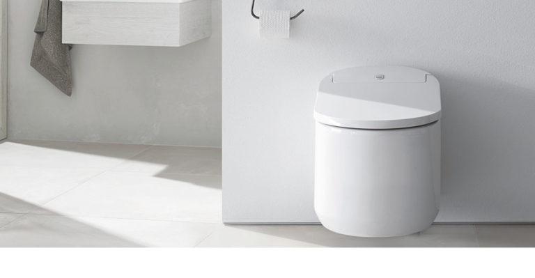 Co je sprchová toaleta