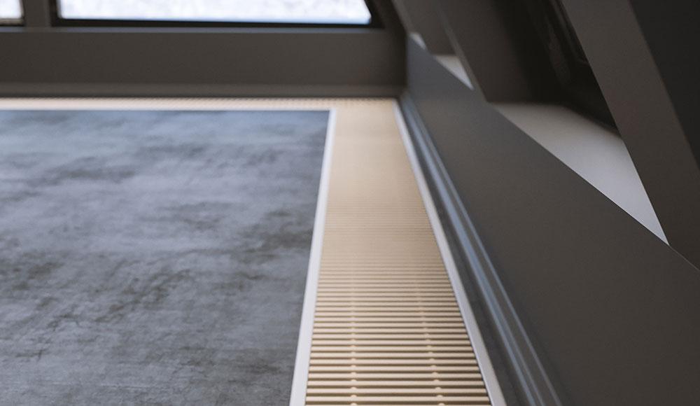 Konvektory – řešení pro nízkoteplotní zdroje vytápění