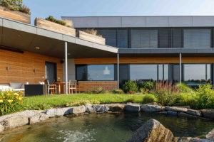 Architekt navrhl dům pro další generaci