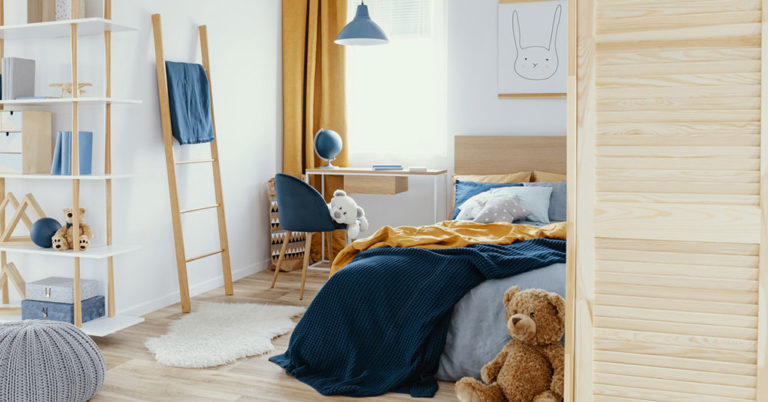 40 super věcí do dětského pokoje