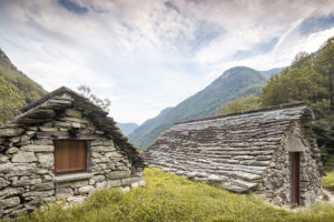 Renovace stáje ve Švýcarsku