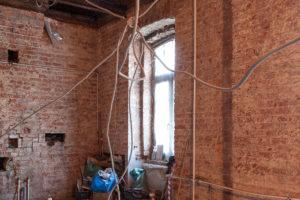 rekonstrukce bytu Kalančevskaja