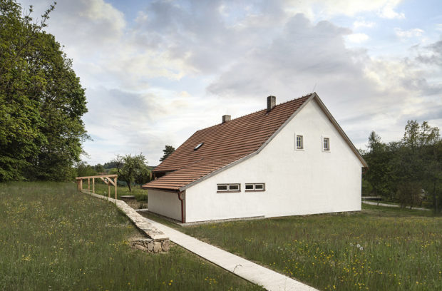 Citlivá rekonstrukce stoletého venkovského statku