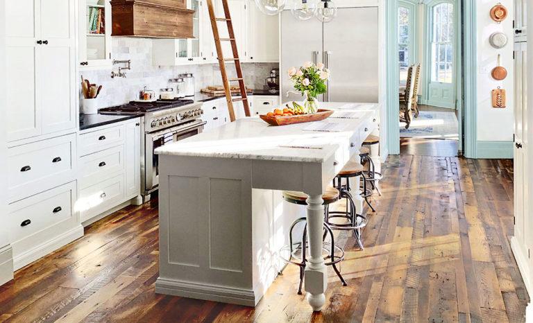 Uspořádání kuchyně: Desatero správného navrhování