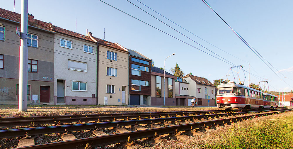 V Brně postavili první energeticky plusový dům v České republice