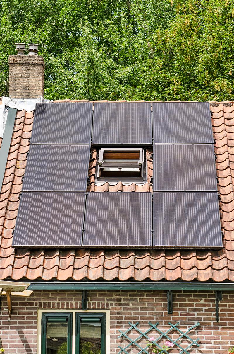 solárni panely
