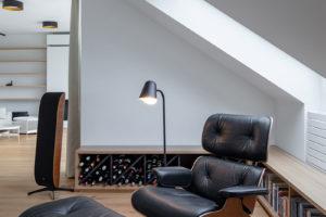 Rekonstrukce bytu pod střechou