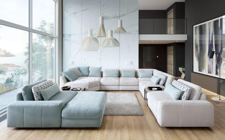 Jak si vybrat tu pravou sedačku do obývacího pokoje